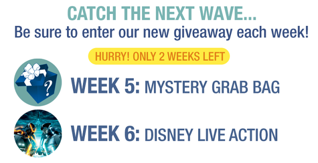 Disney Movie Rewards Splash Into Summer Giveaway Week 4 Preview