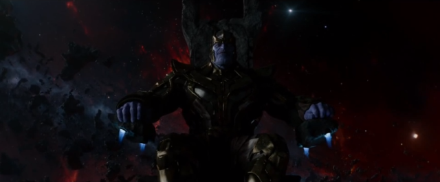 Marvel Studios A Look Back Thanos